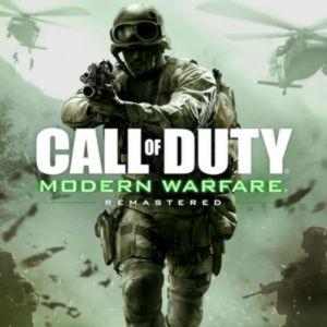 PC – Call of Duty: Modern Warfare Remastered