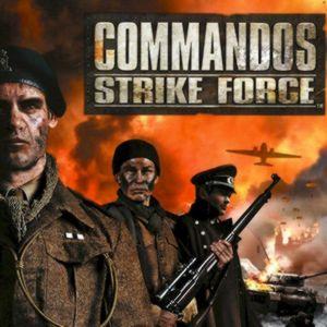 PC – Commandos: Strike Force