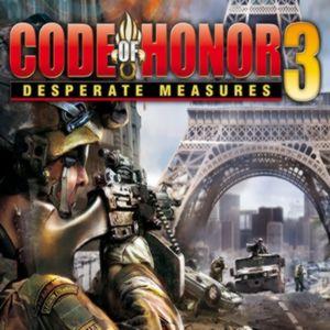PC – Code of Honor 3: Desperate Measures