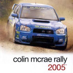 PC – Colin McRae Rally 2005