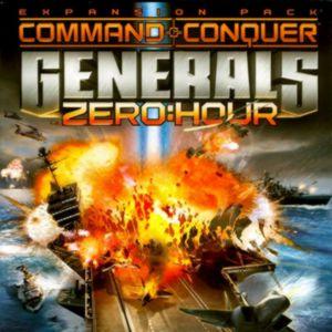 PC – Command & Conquer: Generals – Zero Hour