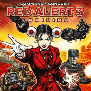 PC – Command & Conquer: Red Alert 3 – Uprising
