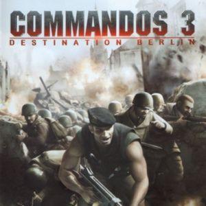 PC – Commandos 3: Destination Berlin