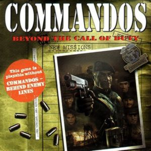 PC – Commandos: Beyond the Call of Duty