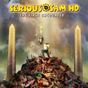 PC – Serious Sam HD: The First Encounter