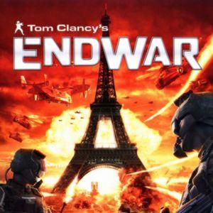 PC – Tom Clancy's EndWar