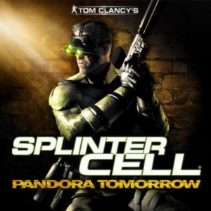 Splinter Cell Pandora Tomorrow Gamecopyworld
