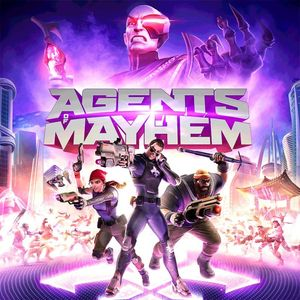 PC – Agents of Mayhem