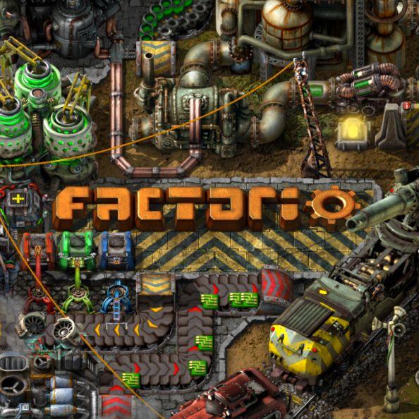 PC – Factorio