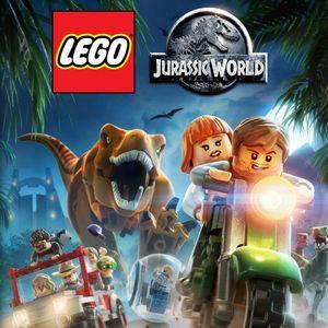 PC – Lego Jurassic World