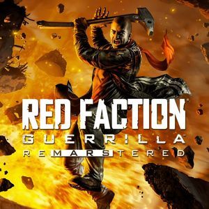 PC – Red Faction: Guerrilla Re-Mars-tered