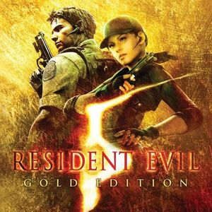 PC – Resident Evil 5: Gold Edition