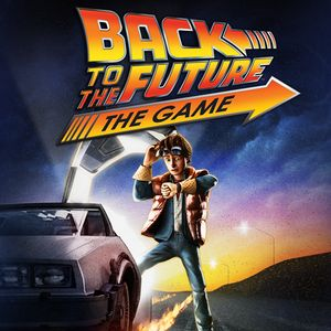 PC – Back to the Future: The Game