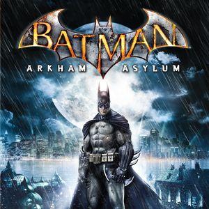 PC – Batman: Arkham Asylum
