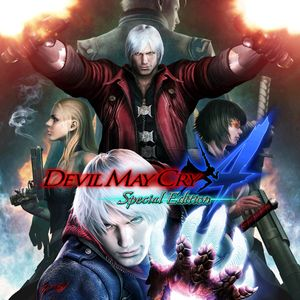 PC – Devil May Cry 4: Special Edition