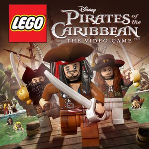 PC – Lego Pirates of the Caribbean: The Video Game