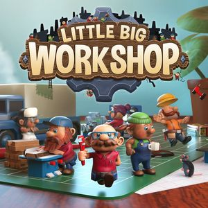 PC – Little Big Workshop