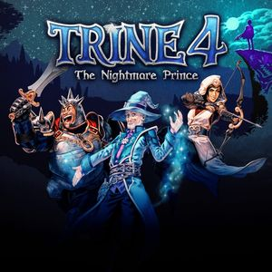PC – Trine 4: The Nightmare Prince
