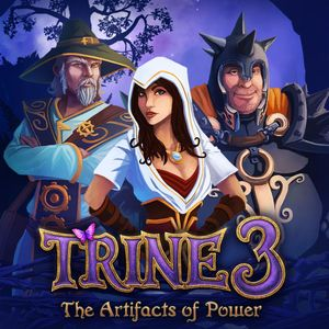 PC – Trine 3: The Artifacts of Power
