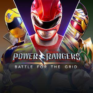 PC – Power Rangers: Battle for the Grid