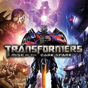 PC – Transformers: Rise of the Dark Spark