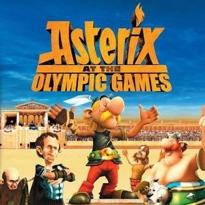 PC – Asterix at the Olympic Games