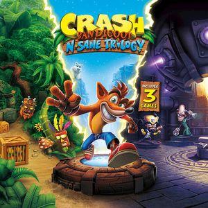 PC – Crash Bandicoot N. Sane Trilogy
