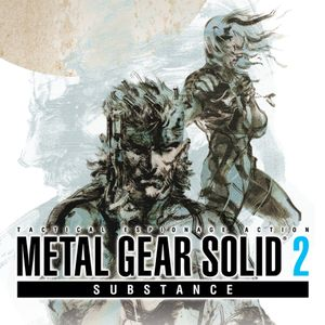 PC – Metal Gear Solid 2: Substance