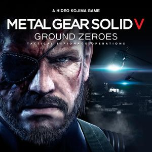 PC – Metal Gear Solid V: Ground Zeroes