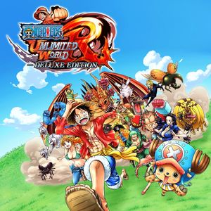 PC – One Piece: Unlimited World Red – Deluxe Edition
