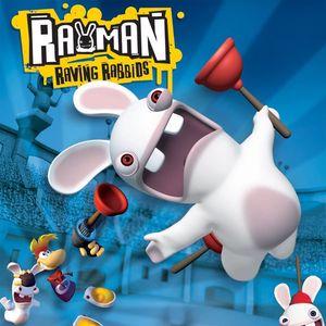 PC – Rayman Raving Rabbids