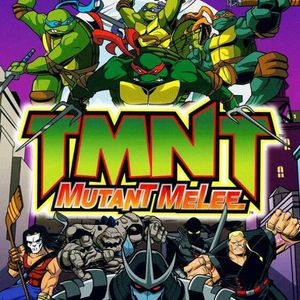 PC – TMNT: Mutant Melee