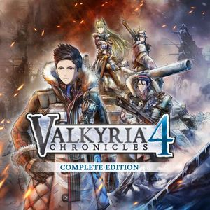 PC – Valkyria Chronicles 4 Complete Edition