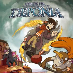 PC – Chaos on Deponia