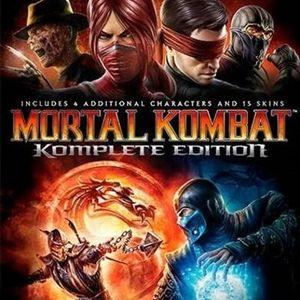 PC – Mortal Kombat Komplete Edition