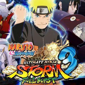PC – Naruto Shippuden: Ultimate Ninja Storm 3 Full Burst
