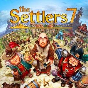 PC – The Settlers 7: Paths to a Kingdom