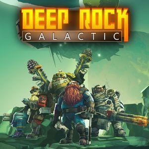 PC – Deep Rock Galactic
