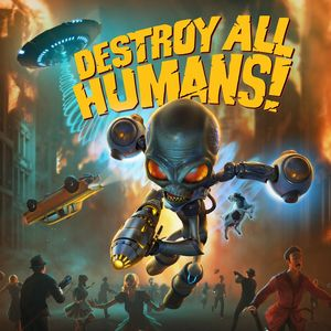 PC – Destroy All Humans!