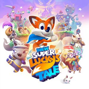 PC – New Super Lucky's Tale