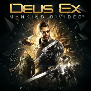 PC – Deus Ex: Mankind Divided