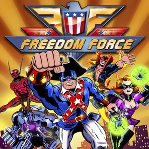 PC – Freedom Force