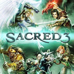 PC – Sacred 3