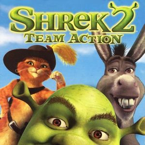 PC – Shrek 2: Team Action