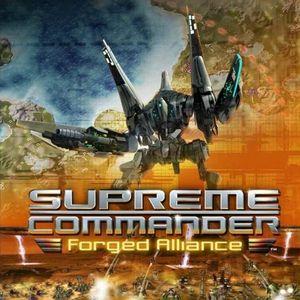 PC – Supreme Commander: Forged Alliance