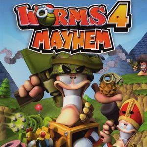 PC – Worms 4: Mayhem