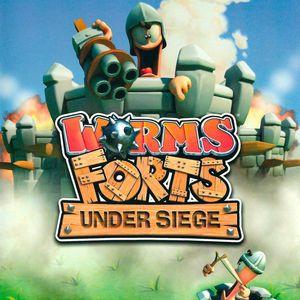 PC – Worms Forts: Under Siege