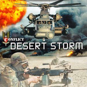 PC – Conflict: Desert Storm
