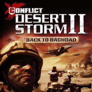 PC – Conflict: Desert Storm II: Back to Baghdad