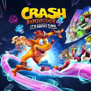 PC – Crash Bandicoot 4: It's About Time